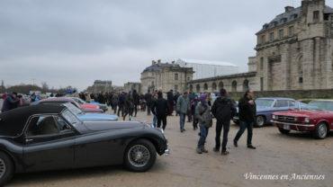 Vincennes en anciennes le plus grand club multimarque de for Garage voiture ancienne la rochelle